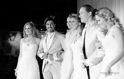 Modevisning Bröllopsfeber